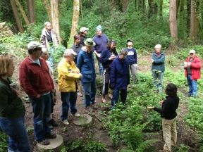 Learning in the field on installation day